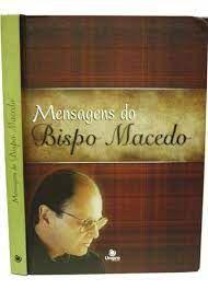 Livro Mensagens do Bispo Macedo Autor Macedo, Bispo (2011) [usado]