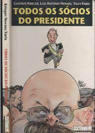 Livro Todos os Sócios do Presidente Autor Krieger, Gustavo e Outros (1992) [usado]