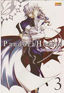 Gibi Pandora Hearts Vol. 03 Autor [novo]