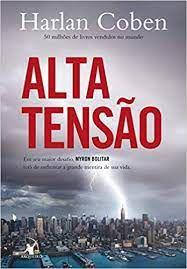 Livro Alta Tensão Autor Coben, Harlan (2011) [usado]