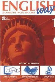 Livro English Way: o Curso de Inglês da Abril Vol. 1 Autor Abril Coleções [usado]