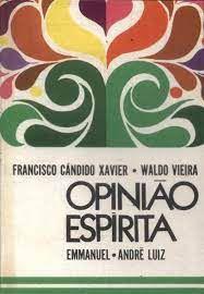 Livro Opinião Espírita Autor Xavier, Francisco Cândido (1973) [usado]