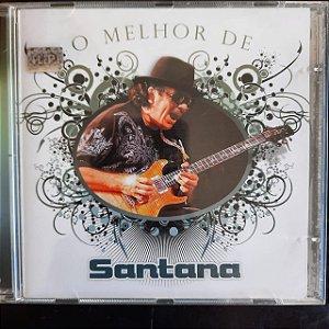 Cd Santana - o Melhor de Santana Interprete Santana [usado]