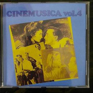 Cd Cinemusica Volume 4 Interprete Varios Artistas (1994) [usado]