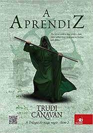 Livro Aprendiz, a Autor Canavan, Trudi (2012) [usado]