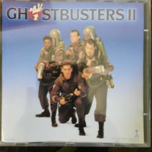 Cd Various - Ghostbusters Ii Interprete Varios Artistas (1989) [usado]