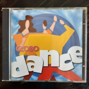 Cd Globo Dance Interprete Varios Artistas (1997) [usado]