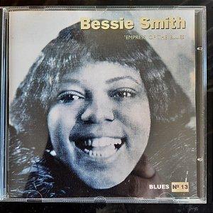 Cd Bessie Smith - Empress Of The Blues Interprete Bessie Smith (1996) [usado]