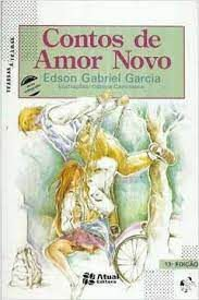 Livro Contos de Amor Novo Autor Garcia, Edson Gabriel (1991) [usado]