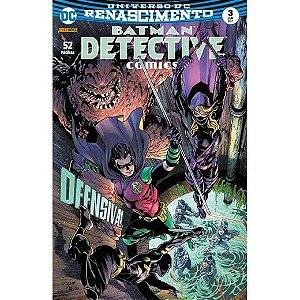 Gibi Batman Detective Comics Nº 03 Autor Renascimento (2017) [usado]