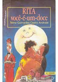 Livro Rita Você-é-um-doce Autor Andrade, Telma Guimarães Castro (1991) [usado]