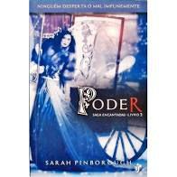 Livro Poder: Saga Encantadas Livro 3 Autor Pinborough, Sarah (2014) [usado]