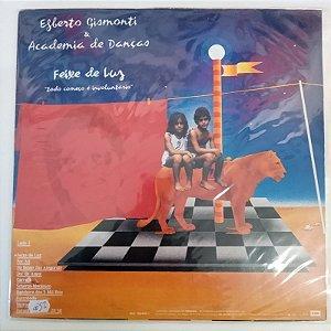 Disco de Vinil Egberto Gismonti - Feixe de Luz Interprete Egiberto Gismonti (1988) [usado]