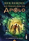 Livro Provações de Apolo, as - Vol. 1 Autor Riordan, Rick (2016) [usado]