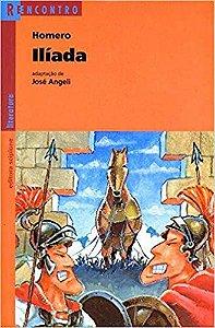 Livro Ilíada (série Reencontro) Autor Homero (2002) [usado]