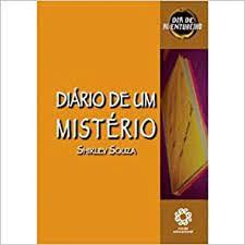 Livro Diário de um Mistério Autor Souza, Shirley (2008) [usado]
