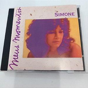 Cd Simone - Meus Momentos Interprete Simone (1994) [usado]