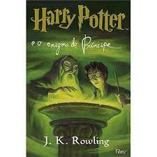 Livro Harry Potter e o Enigma do Príncipe Autor Rowling, J.k. (2005) [usado]