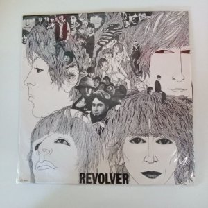 Disco de Vinil The Beatles - Revolver Interprete The Beatles (1985) [usado]