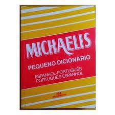 Livro Michaelis Pequeno Dicionário Espanhol/portugês - Portugês/espanhol Autor Pereira, Helena B.c. (1996) [usado]