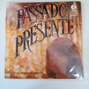 Disco de Vinil Passado Presente 1979 Interprete Varios Artistas (1979) [usado]