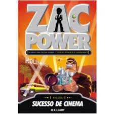 Livro Zac Power - Sucesso de Cinema Autor Larry, H.i. (2010) [usado]