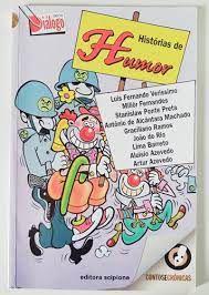 Livro Histórias de Humor Autor Vários Autores (1998) [usado]
