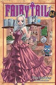Gibi Fairy Tail Nº 14 Autor Fairy Tail [novo]