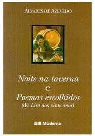 Livro Noite na Taverna e Poemas Escolhidos (de Lira dos Vinte Anos) Autor Azevedo, Aluísio (2004) [usado]