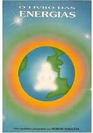 Livro Livro das Energias, o Autor Saraceni, Rubens (1993) [usado]