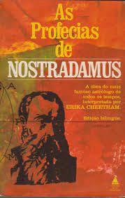 Livro Profecias de Nostradamus, as Autor Cheetham, Erika (1977) [usado]