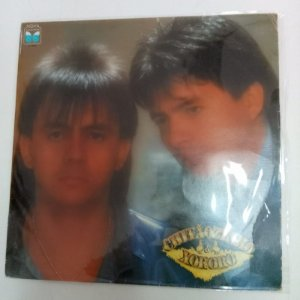 Disco de Vinil Chitãozinho e Xororó 1987 Interprete Chitãozinho e Xororó (1987) [usado]