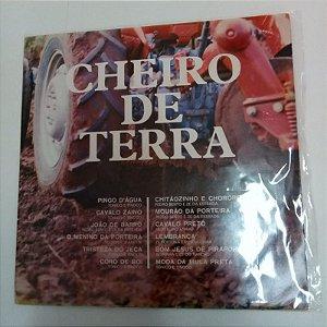 Disco de Vinil Cheiro de Terra - Caboclo Interprete Varios Artistas (1975) [usado]