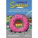 Livro Sabedoria dos Simpsons, a Autor Keslowitz, Steven (2007) [usado]