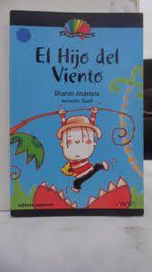 Livro El Hijo Del Viento Autor Alcántara, Ricardo (2003) [usado]