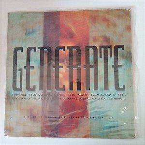 Disco de Vinil Generate Interprete Generate (1990) [usado]