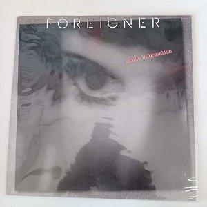 Disco de Vinil Foreigner - Inside Information Interprete Foreigner (1988) [usado]