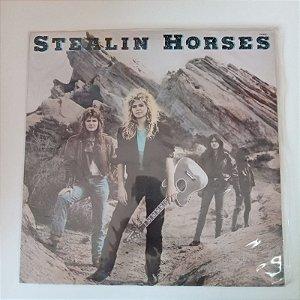 Disco de Vinil Stealin Horses Interprete Stealin Horses (1988) [usado]