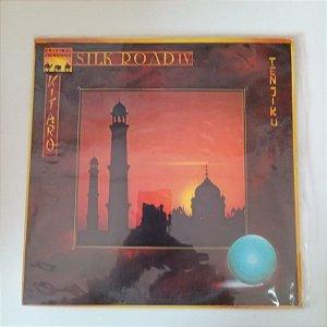 Disco de Vinil Kitaro - Silk Road 4 Interprete Kitaro (1987) [usado]