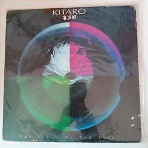 Disco de Vinil Kitaro - The Light Of The Spirit Interprete Kitaro (1987) [usado]