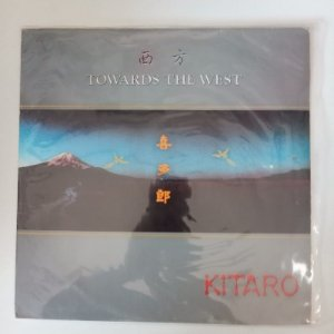 Disco de Vinil Kitaro - To Wards The West Interprete Kitaro (1986) [usado]