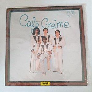 Disco de Vinil Café Creme Interprete Café Creme (1977) [usado]