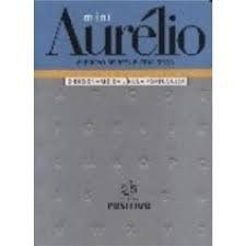 Livro Míni Aurélio: o Dicionário da Língua Portuguesa Autor Ferreira, Aurélia Buarque de Holanda (2004) [usado]