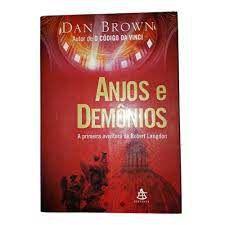 Livro Anjos e Demônios Autor Brown, Dan (2004) [usado]