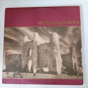 Disco de Vinil U2 - The Unforgettable Fire Interprete U2 (1985) [usado]