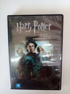 Dvd Harry Poter Eo Calíce de Fogo Editora Warner [usado]