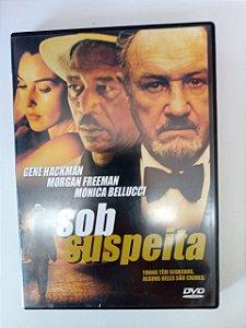 Dvd sob Suspeita Editora Europa Filmes [usado]