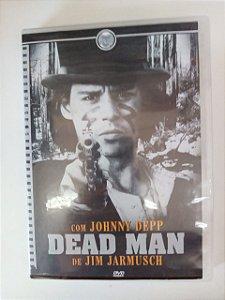 Dvd Dead Man Editora Jim Jamuski [usado]