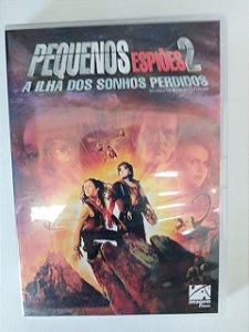 Dvd Pequenos Espiões Editora Imagem Filmes [usado]