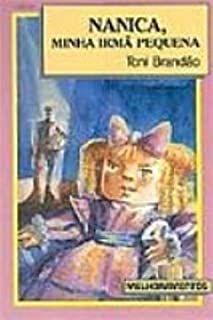 Livro Nanica, Minha Irma Pequena Autor Brandao, Toni (1989) [usado]